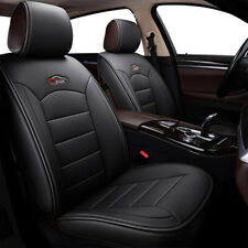 Standard Version Car SUV PU Leather Seat Covers For Nissan Altima Sentra Rogue