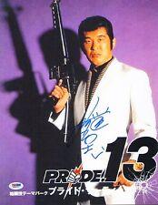 Kazushi Sakuraba Signed 11x14 Photo PSA/DNA COA UFC Pride FC Poster Picture MMA