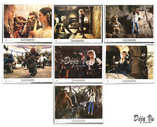 Labyrinth Lobby Card Set A of 7 - David Bowie - 1986  - NM