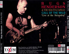 BUGS HENDERSON & THE SHUFFLE KINGS / CALL OF THE WILD  / LIVE AT MEISENFREI 1999