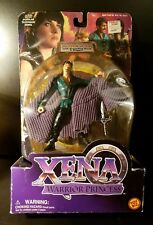 "Xena Warrior Princess King of Thieves Autolycus 6"" Action Figure MINT 1998"