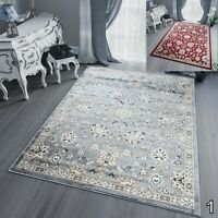 TAPISO Traditional New Area Rug Ornaments Elegant Classical Style Floral Rugs