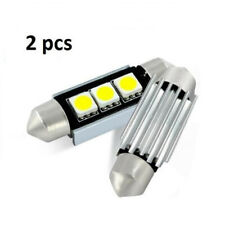 2 Stück LED Soffitte Canbus 36mm 3 5050 SMD c5w weiß Innenraumbeleuchtung