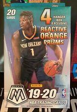 2019-20 Panini Mosaic Basketball Hanger Box Exclusive Prizm Zion? Ja Morant?
