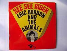 45t - Eric BURDON + ANIMALS : see see rider