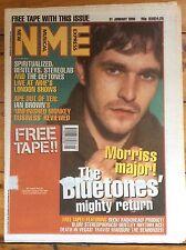 NME New Musical Express 31/1/98 The Bluetones, Idlewild/Midget, Urusei Yatsura