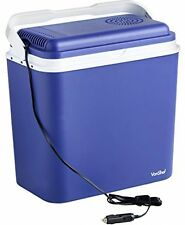 Electric Portable Coolbox Large Ice Box Freezer Fridge Insulated Cool Box Bag