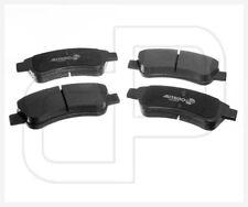 Bremsbeläge PEUGEOT 1007 206 307 + Partner vorne | Vorderachse Brake Pad