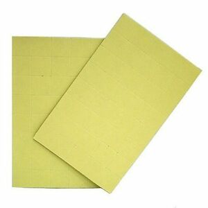 Double Sided Sticky Foam Pads STRONG SELF ADHESIVE HOME INTERIOR EXTERIOR EXTRA