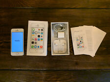 Apple iPhone 5s - 64GB - Silver (Unlocked) A1453 (CDMA + GSM)