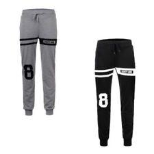 Pantalons noir coton mélangé pour garçon de 2 à 16 ans