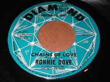 Ronnie Dove: Chains Of Love / If I Live To Be A Hundred 45