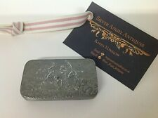 Vintage Dixon's Snuff Box with Hunting Scene made for Fribourg and Treyer