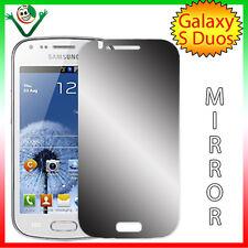 Pellicola protettiva display mirror per Samsung Galaxy S7392 Trend Lite specchio