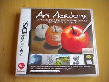 ART ACADEMY   !   JEU DS / LITE / DSI