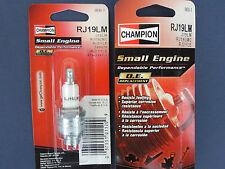 Champion Spark Plug RJ19LM #868-1 Replaces J19LM RJ19LMC RJ2YLE RJ2YXLE  799876