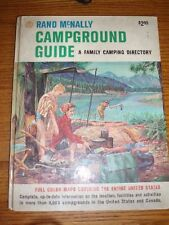 1963 Rand Mcnally Campground Guide