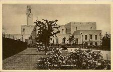SWANSEA ( Wales) : Civic Centre