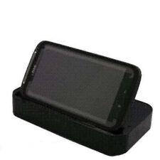 PASERRO Docking Station USB incl. Caricabatteria RETE per HTC EVO 3d in Nero