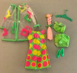 #1213 Pazam! 1968 Francie doll outfit MOD vintage Barbie