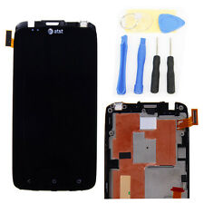 For HTC One X One XL AT&T LCD Display Touch Screen Digitizer Assembly Frame Tool
