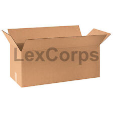 20 Qty 30x10x10 SHIPPING BOXES LC Mailing Moving Cardboard Storage Packing