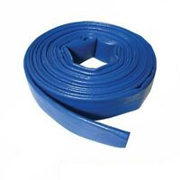 Silverline 633827 - Lay Flat Discharge Hose 10m x 25mm - 10 M 25mm