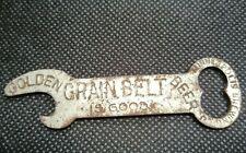 Vintage Grain Belt Bottle Opener