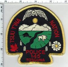 Tsuu T'ina Nation Police (Alberta, Canada) 145 Tosguna Shoulder Patch 1980's