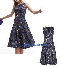 Floral Tall Sleeveless Tea Dresses