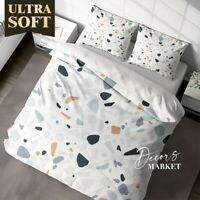 Scandinavian Terrazzo Kids Patterns  Duvet Cover Queen Size Single Double King