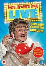 Mrs Brown's Boys Live - How Now Mrs Brown Cow 5053083049010 DVD Region 2