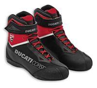 DUCATI TCX CORSE CITY C2 halbhoher Stiefel Schuhe Turnschuhe Shoes schwarz 2021