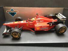 Minichamps - Eddie Irvine - Ferrari- F310/2 - 1996 -1:18 - Full tobacco - Rare