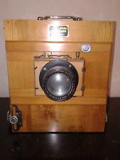 ancien appareil photo à soufflet Demaria-Lapierre & Mollier