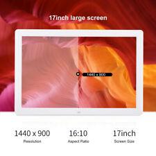 17Inch Digital Photo Picture Frame Alarm Clock Player Album Remote Control