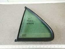 Citroen Saxo 5 Door Passenger N/S Left Hand Rear Quarter Glass SEKURIT 43R000464