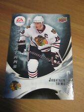 2010 11 Upper Deck EA Sports Superstars #E 1 Jonathan Toews - Chicago Blackhawks