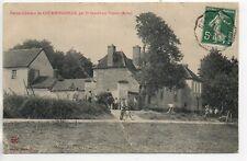 COURMONONCLE Aube CPA 10 ferme chateau par St Benoit sur Vanne