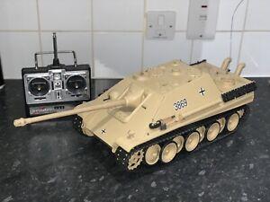 RC tank 1:16 Heng Long 3869 Jagdpanther German Tank Remote Control Tank