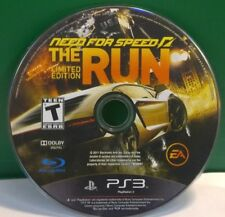 Need for Speed: The Run -- Limited Edition (Sony PlayStation 3) DISC ONLY 13195