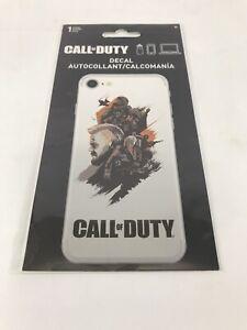 Decal Sticker Call of Duty 1 Sheet