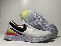 Nike Epic Phantom React Flyknit JDI Women's Shoes Sneakers White CI1290-100