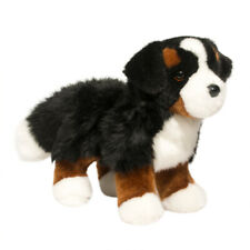STEVIE the Plush BERNESE MOUNTAIN DOG Stuffed Animal - Douglas Cuddle Toys #1710