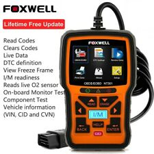2020 NEW Check Engine Fault Diagnostic Tool EOBD OBD2 Scanner Code Reader NT301