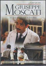 DVD - Giuseppe Moscati NEW El descubridor de la Insulina 2 DVD FAST SHIPPING !