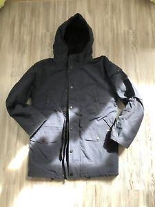 Carhartt Anchorage Parka Men Herren Kapuze Outdoor Winter Jacke Gr. S. RRP 150€