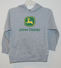 LP70784 John Deere Boy Child Fleece Hoodie Deer