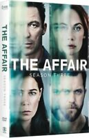 The Affair: Season Three [New DVD] Boxed Set, Dolby, Slipsleeve Packaging, Wid