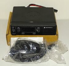 Motorola DM1400 2m VHF Analog / Digital Funkgerät. Neu!